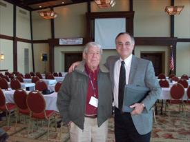 ACCA Executive Director Buddy Sharpless & Dick Key, Smiths Station